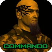 War of Commando battlelfield icon