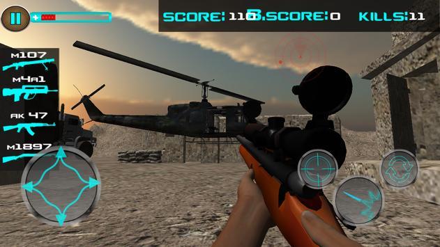 War of Commando battlelfield apk screenshot