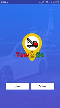 Tow2Go poster
