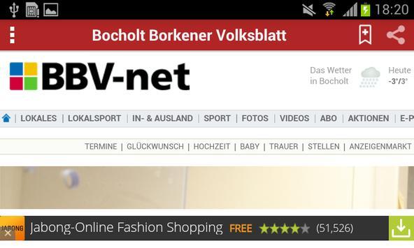 German Newspapers screenshot 3