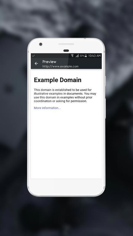 example domain - 450×800