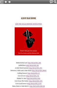 Solae's Free Urban Books screenshot 1