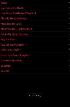 Solae's Free Urban Books screenshot 2