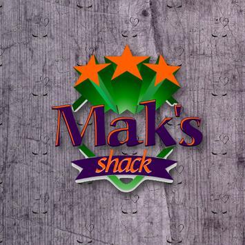 Mak's Shack poster