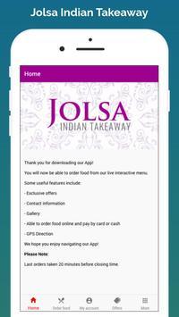 Jolsa Indian Takeaway screenshot 1