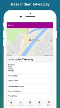 Jolsa Indian Takeaway screenshot 3
