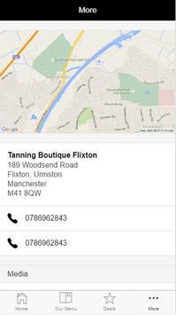 Tanning Boutique & Beauty Flx screenshot 2