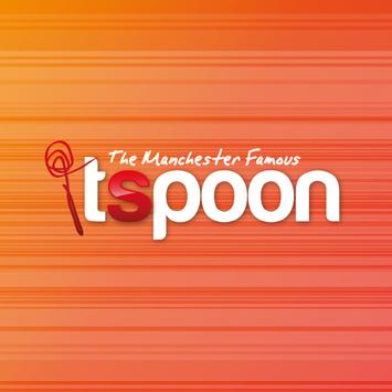 T Spoon Indian Takeaway poster