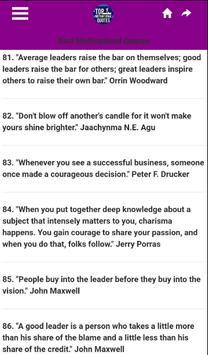 Best Motivational Quotes 2018 apk screenshot