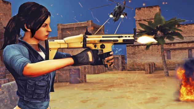 Elite Girl :Commander war apk screenshot