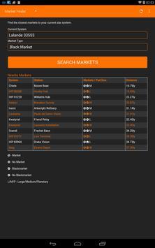 Elite: Dangerous Trading Guide apk screenshot