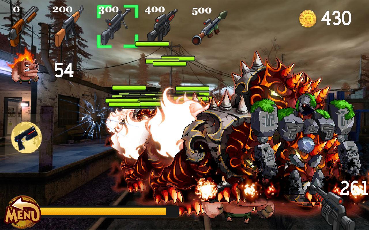 Monster Shooter  Half Life 2 cho Android - Tải về APK