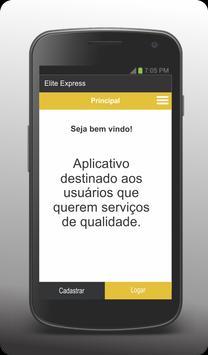Elite Express - Cliente poster