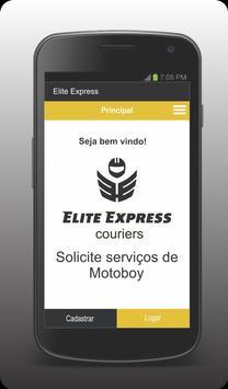Elite Express - Cliente screenshot 1