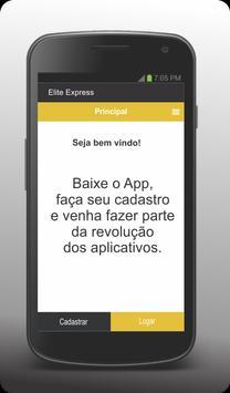 Elite Express - Cliente screenshot 2