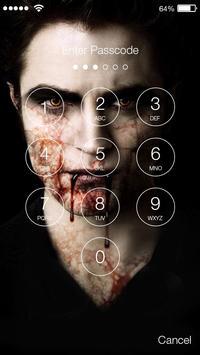 Vampiri HD Lock screenshot 1