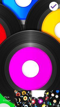 Vinyl Disc HD Lock apk screenshot