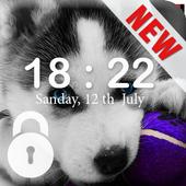 Hucky Dog HD Lock icon