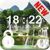 Jungle Wild Nature Lock icon