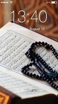 Quran Lock poster