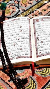 Quran HD Lock poster