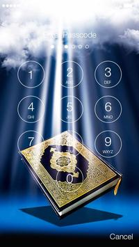 Quran HD Lock screenshot 1