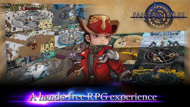 Fantasy Tales SEA poster