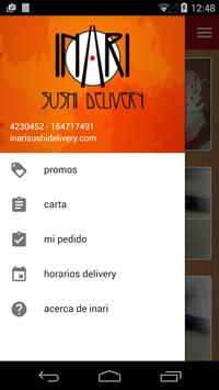 Inari Sushi Delivery poster