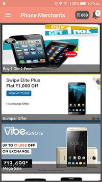 Phone Merchant screenshot 1