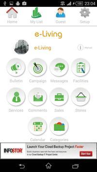 e-Living APP apk screenshot