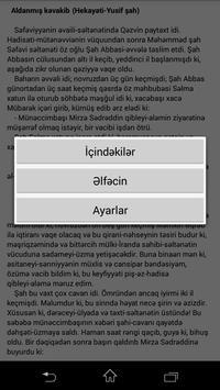 Aldanmış Kəvakib screenshot 1