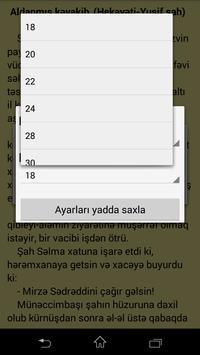 Aldanmış Kəvakib screenshot 2