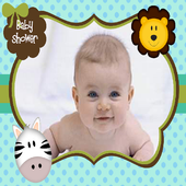 2017 Top Baby Photo maker icon