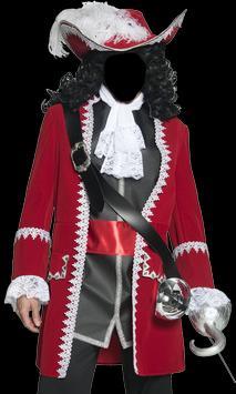 Best Pirates Suits Photo Maker screenshot 4