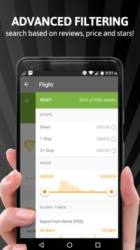 Cheap Flight Search screenshot 1