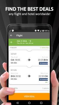 Cheap Flight Search screenshot 2