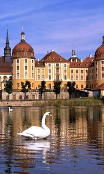 Moritzburg Castle Wallpapers poster