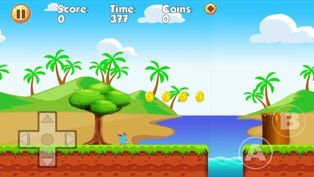 Adventure Summer with cat screenshot 1