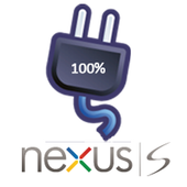Nexus S Charger icon