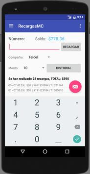 RecargasMC apk screenshot