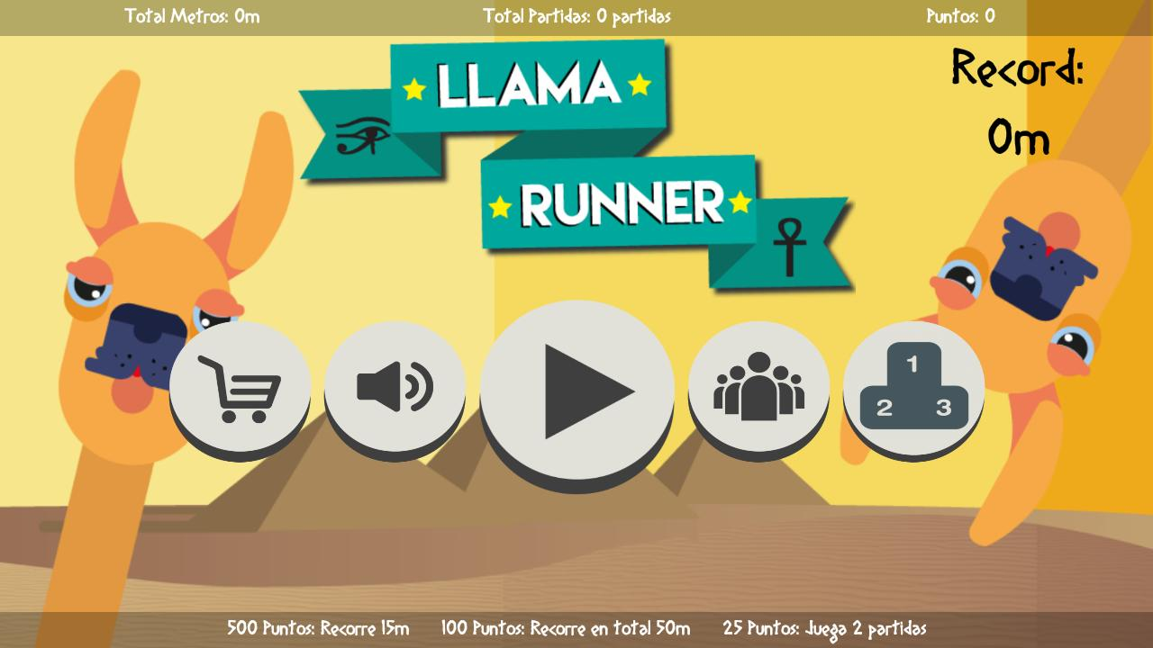 Impossible Game — Llama Runner 6