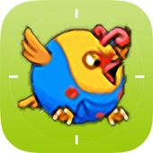 Chicki The Jumping Chicken icon
