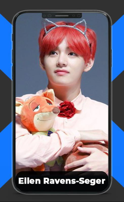 Bts V Kim Taehyung Wallpapers Kpop Hd New For Android Apk Download