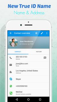 True Caller Address and ID Name apk screenshot
