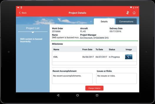 Elliott Aviation Connect screenshot 12