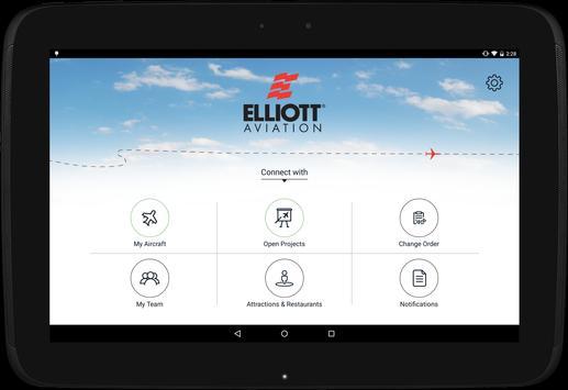 Elliott Aviation Connect screenshot 4
