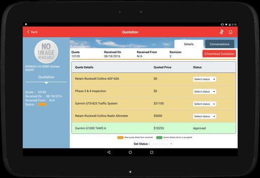 Elliott Aviation Connect screenshot 8