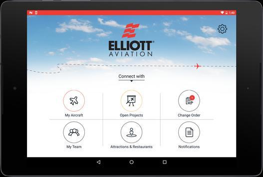 Elliott Aviation Connect screenshot 9