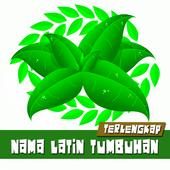 Nama Latin Tumbuhan icon