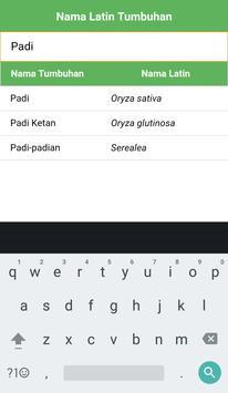 Nama Latin Tumbuhan screenshot 2